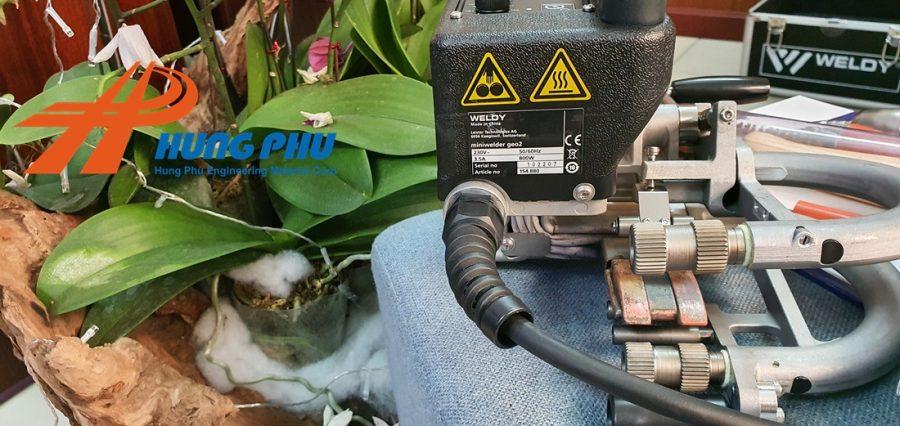Cho thuê máy hàn bạt HDPE